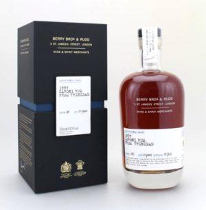 BERRY'S Rum Caroni 1997 Cask 181