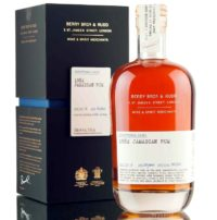 BERRYS' Rum Jamaica 1982 33 Years