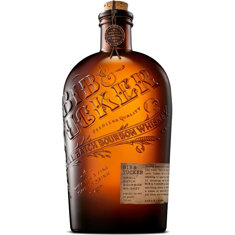 IB & TUCKER 6 Years Small Batch Bourbon Whiskey