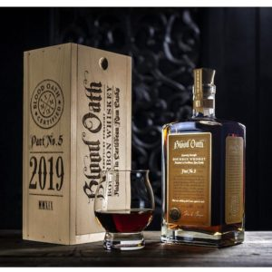 BLOOD OATH Bourbon 2019 No. 5
