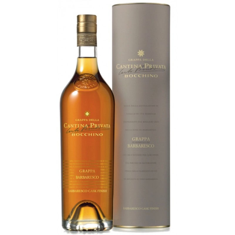 BOCCHINO Cantina Privata Grappa di Barbaresco Barbaresco Cask Finish