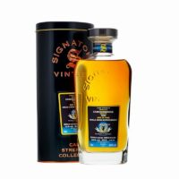 CAMERONBRIDGE 34 Years Cask Strength Collection 20th Anniversary Signatory