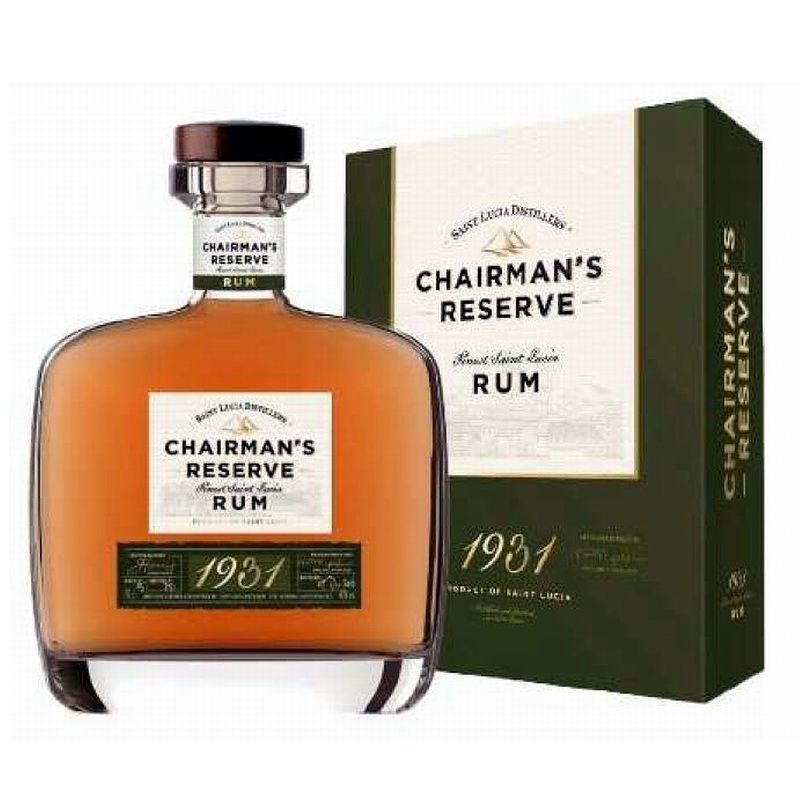 CHAIRMAN'S RESERVE Cuvee 1931 5th Edition