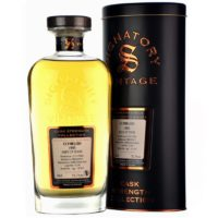 CLYNELISH 1995 21 Years Decanter Cask Strength Signatory
