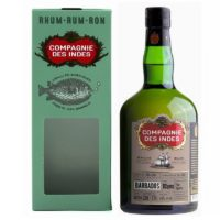 COMPAGNIE DES INDES Barbados Foursquare 10 Years Cask Strength