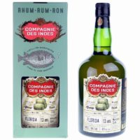 COMPAGNIE DES INDES Florida Secrete Moscatel Finish 13 Years Single Cask
