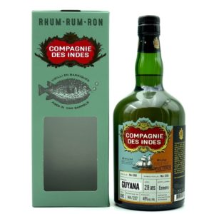 COMPAGNIE DES INDES Guyana Enmore 29 Years Single Cask
