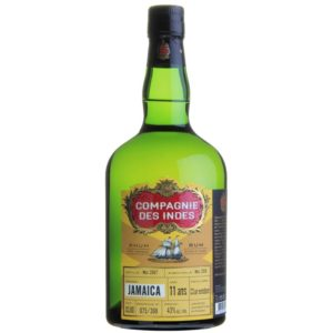 COMPAGNIE DES INDES Jamaica Clarendon 11 Years Single Cask