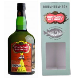 COMPAGNIE DES INDES Veneragua 13 Years Small Batch