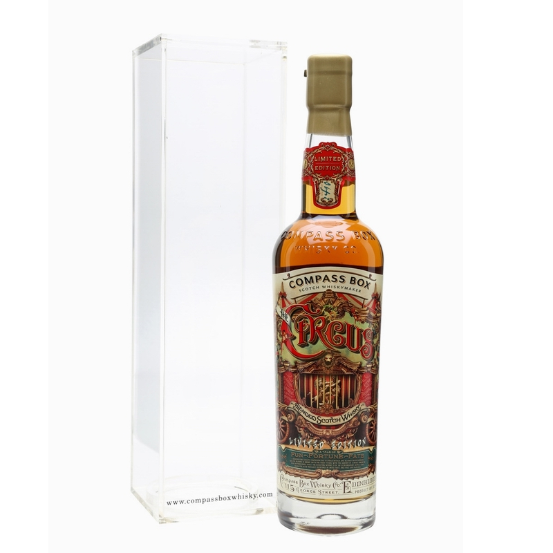 COMPASS BOX The Circus