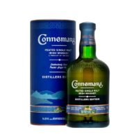 CONNEMARA Distillers Edition Peated Single Malt Irish Whiskey