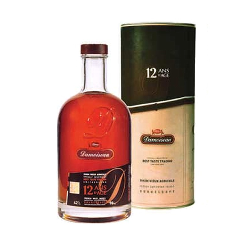 DAMOISEAU 2002 12 Ans Best Taste Single Cask