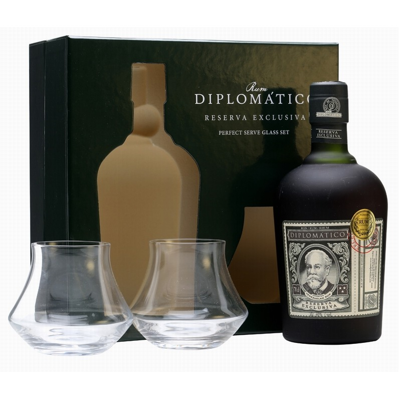 DIPLOMATICO Exclusiva Gran Reserva 12 Years Gift Box