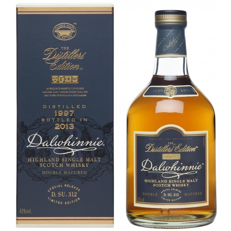DALWHINNIE 15 Years Distillers Edition