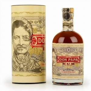 DON PAPA Small Batch Rum 7 Years
