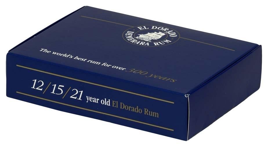 EL DORADO Mini Gift Set