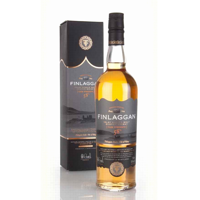 FINLAGGAN Islay Cask Strength