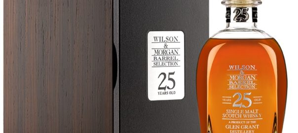 GLEN GRANT 1993 25 Years Wilson & Morgan