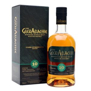 GLENALLACHIE 10 Years Cask Strength