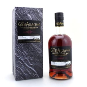 GLENALLACHIE 2007 Single Port Cask 1860