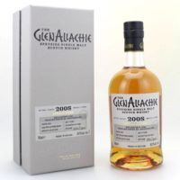 GLENALLACHIE 2008 Cask 3603 Sauternes Barrel Exclusively for Switzerland