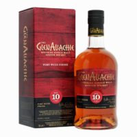 GLENALLACHiE 10 Years Port Wood Finish