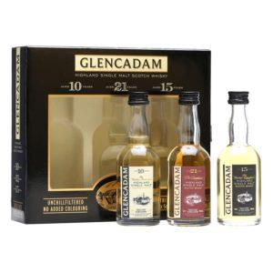 GLENCADAM Miniatures Set