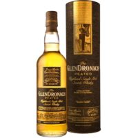 GLENDRONACH Peated Sherry Wood