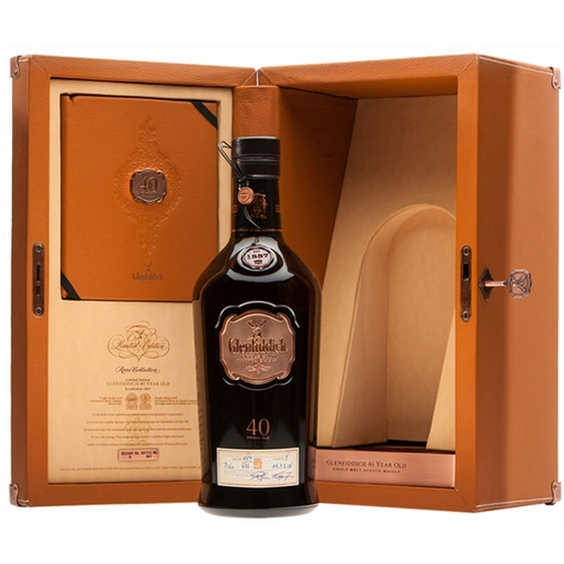 GLENFIDDICH 40 Years