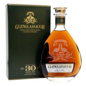 GLENGLASSAUGH 30 Years Deluxe