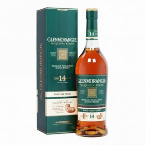 GLENMORANGIE 14 Years Quinta Ruban Port Cask
