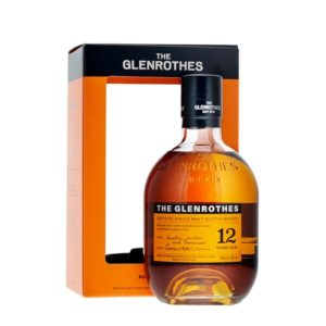 GLENROTHES 12 Years Soleo Collection