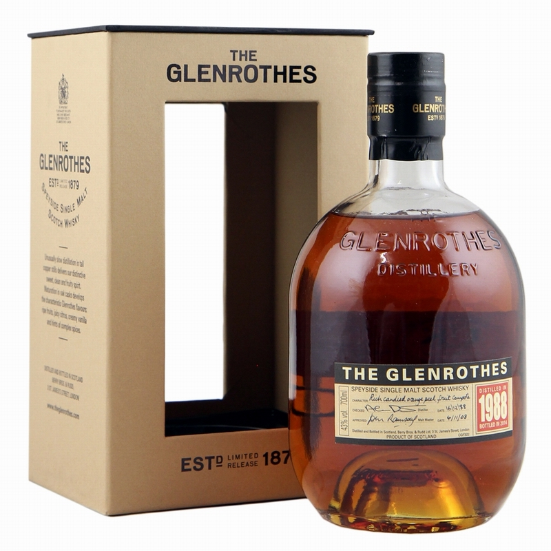 GLENROTHES 1988-2014