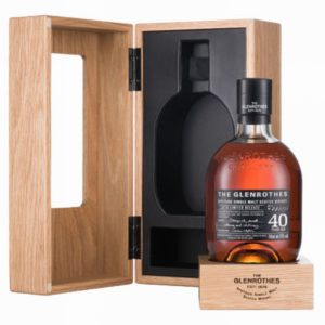 GLENROTHES 40 Years
