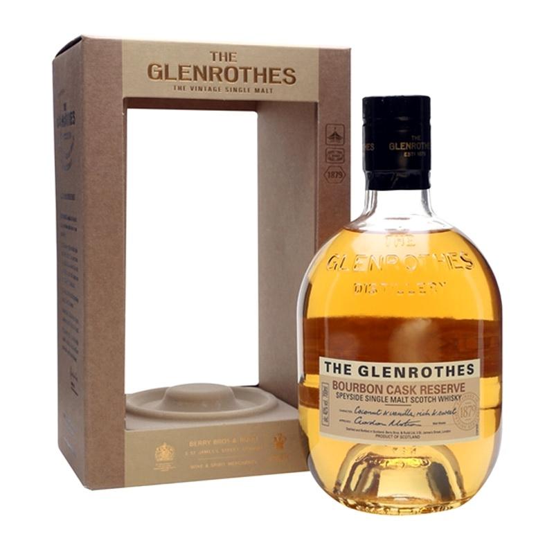 GLENROTHES Bourbon Cask Reserve
