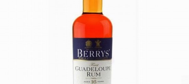 GUADELOUPE RUM 16 Years Berrys' Own