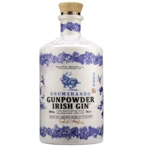 GUNPOWDER Irish Gin Ceramic
