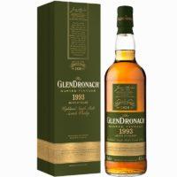 GLENDRONACH 25 Years Master Vintage 1993