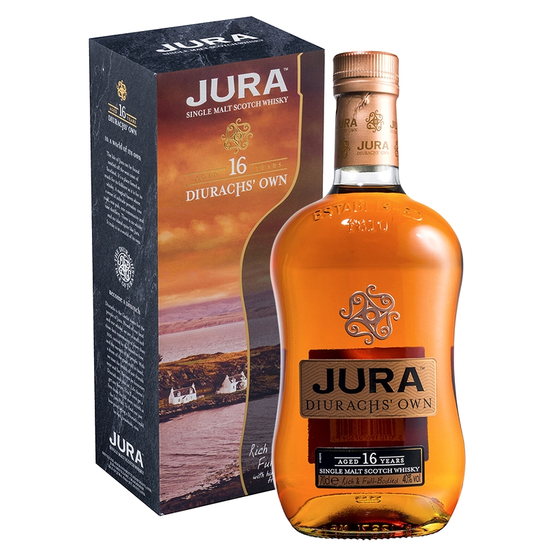 ISLE OF JURA 16 Years Diurachs' Own
