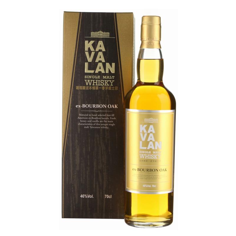 KAVALAN Ex-Bourbon Cask new