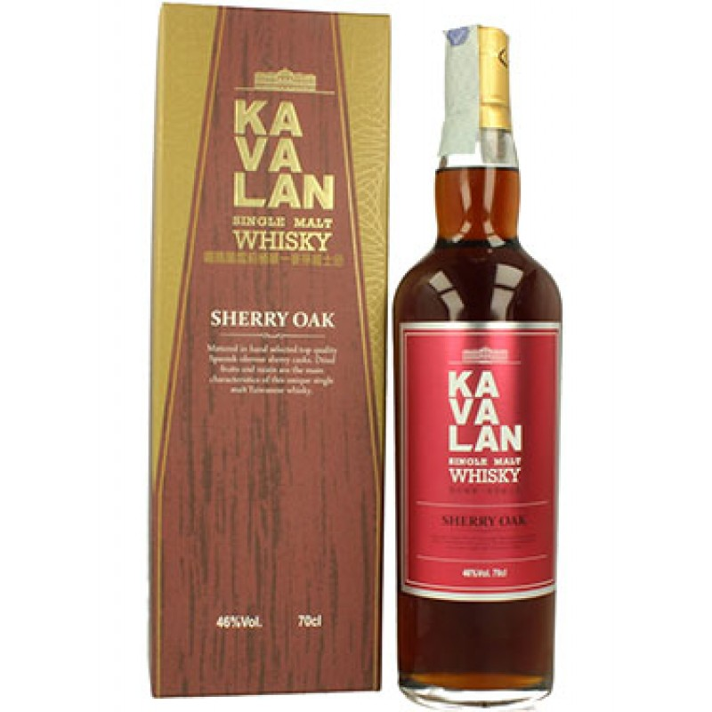 KAVALAN Ex-Sherry Cask new