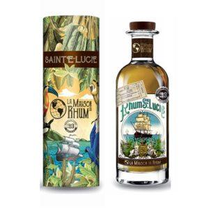 LA MAISON DU RHUM Saint Lucia Distillers 2012 Rhum Ste. Lucie Batch 3