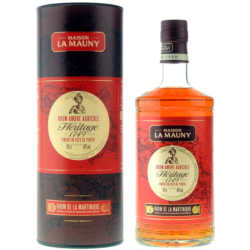 LA MAUNY Heritage Port Cask Finish
