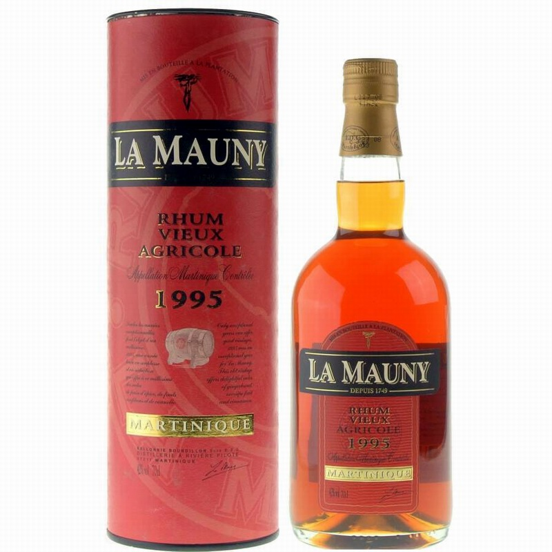LA MAUNY Millesime 1995