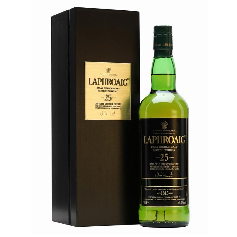 LAPHROAIG 25 Years