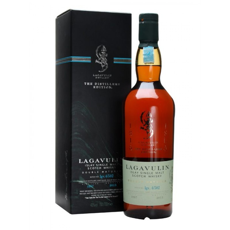 LAGAVULIN 16 Years Distillers Edition Pedro Ximenez Sherry Finish