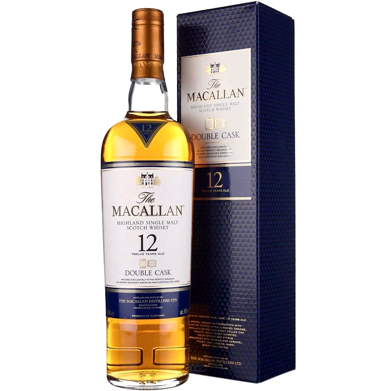 MACALLAN 12 Years Double Cask
