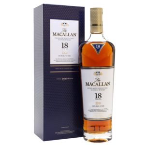 MACALLAN 18 Years Double Cask