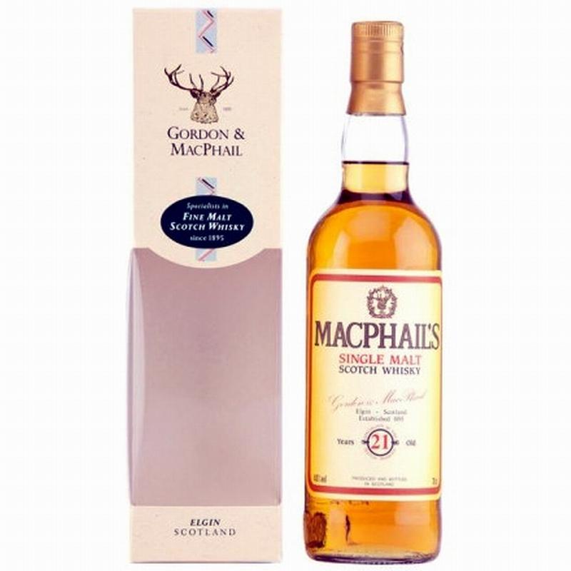 MACPHAIL's 21 Years