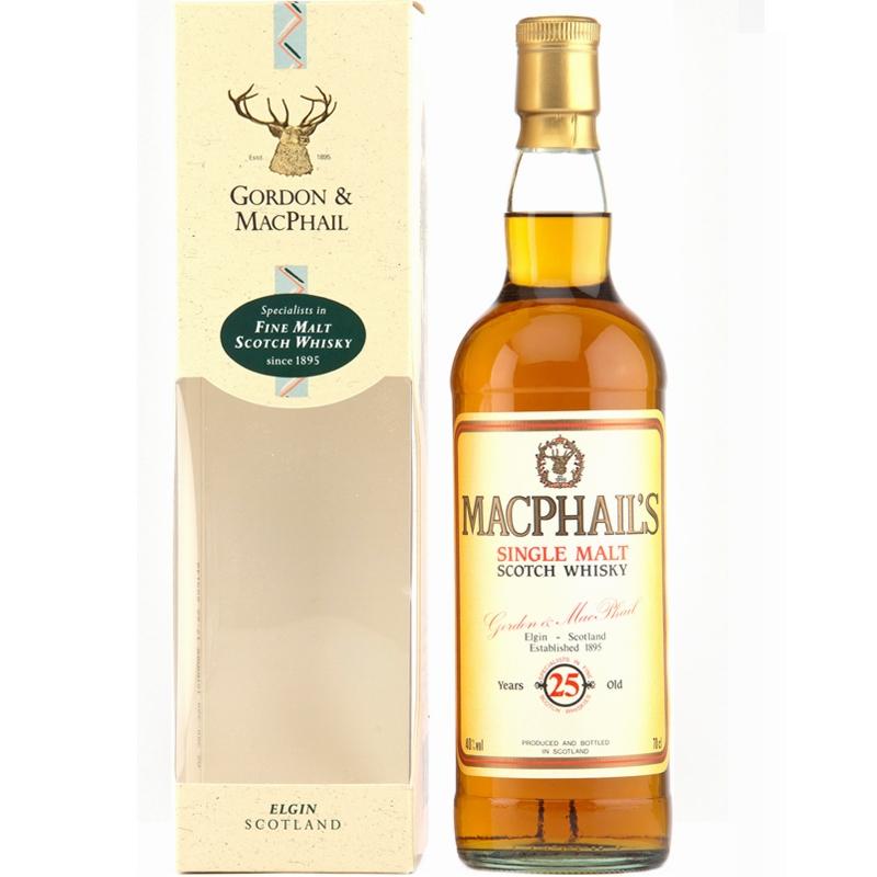 MACPHAIL's 25 Years